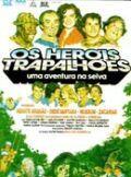 Os Heróis Trapalhões - Uma Aventura na Selva