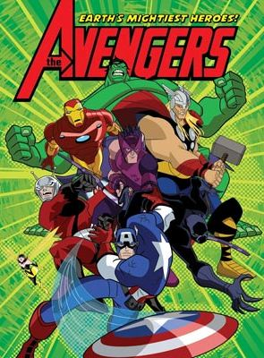 Os Vingadores - Os Maiores Heróis da Terra