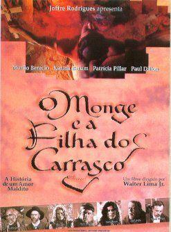 O Monge e a Filha do Carrasco