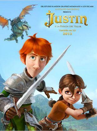 Justin e a Espada da Coragem