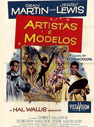 Artistas e Modelos
