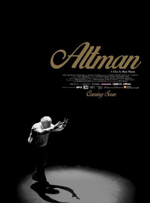 Altman, um Cineasta Americano