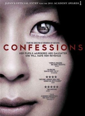 Confissões - Filme 2010 - AdoroCinema