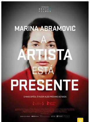 Marina Abramovic - A Artista Está Presente