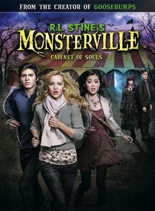 Monsterville: O Armário das Sombras