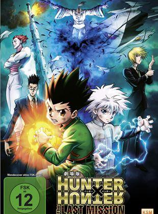 Hunter x Hunter: A Última Missão VOD