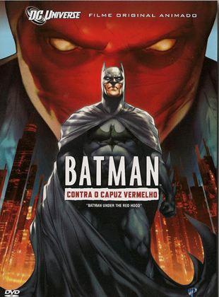 Batman Contra o Capuz Vermelho VOD