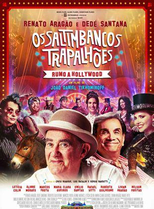 Os Saltimbancos Trapalhões - Rumo a Hollywood