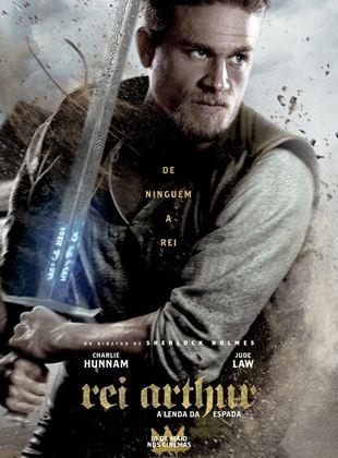 Rei Arthur - A Lenda da Espada VOD