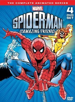 Homem-Aranha e seus Incríveis Amigos