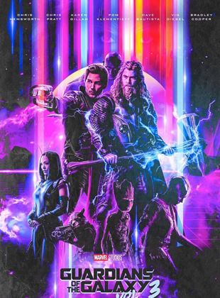 Guardiões da Galáxia Vol. 3