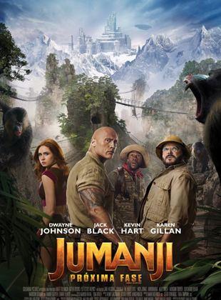 Jumanji: Próxima Fase VOD