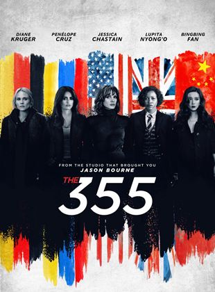 As Agentes 355