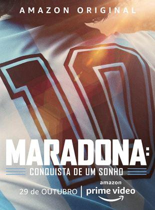 Assistir grátis Maradona - Conquista de um Sonho Online sem proteção