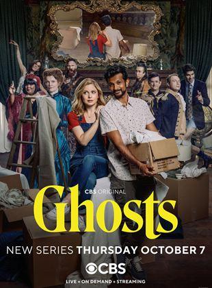Download serie Ghosts 1ª Temporada Qualidade Hd