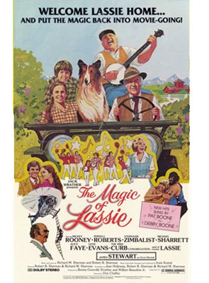 A Magia de Lassie
