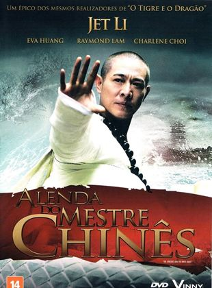 A Lenda Do Mestre Chinês