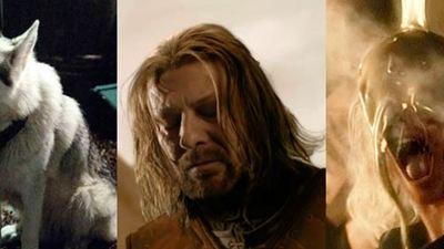 As 25 mortes mais marcantes de Game of Thrones