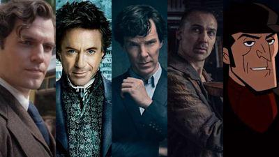 Os Irregulares de Baker Street e outras versões de Sherlock Holmes