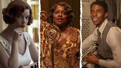 SAG Awards 2021: A Voz Suprema do Blues e The Crown são os grandes vencedores