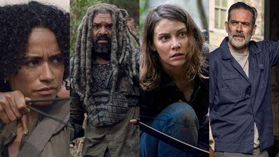 The Walking Dead na Netflix: Todos os atores confirmados na 11ª temporada da série