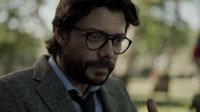 La Casa de Papel na Netflix: Álvaro Morte se despede do Professor nas filmagens da 5ª temporada