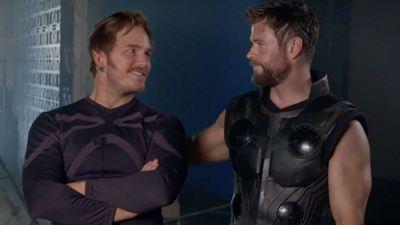Chris Hemsworth revela visual do Senhor das Estrelas em Thor: Love and Thunder