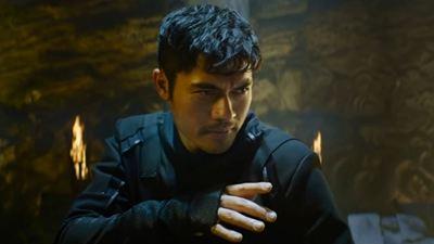 G.I. Joe Origens: Snake Eyes: Henry Golding revela preparação intensa para viver o ninja Snake Eyes (Entrevista Exclusiva)