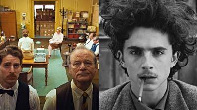 A Crônica Francesa é o filme mais aplaudido em Cannes: elenco tem 6 atores vencedores do Oscar