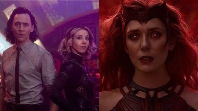 Loki: Vídeo aponta que Feiticeira Escarlate começou o Multiverso da Marvel
