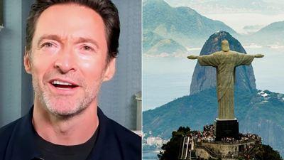 Hugh Jackman revela momento impactante que viveu no Brasil (Entrevista exclusiva)