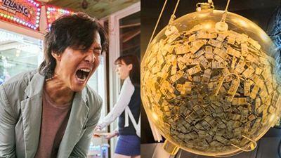 Round 6: Netflix pagou pouco mais que metade do prêmio do jogo por série coreana