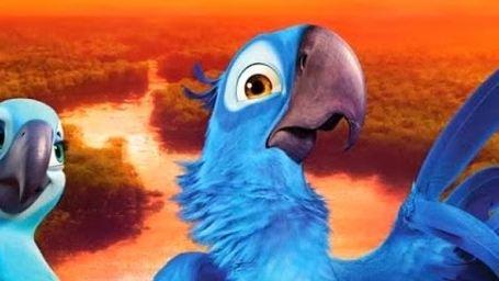 Animação Rio 2 é a principal estreia da semana