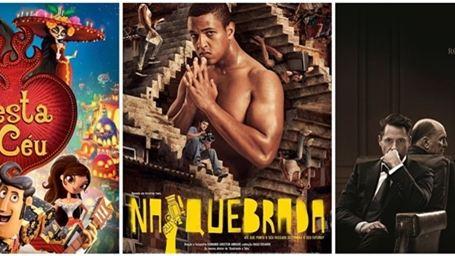 Festa no Céu, Na Quebrada e O Juiz são as maiores estreias da semana