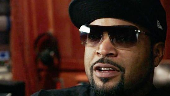 """Exclusivo: """"Essa música nos deu uma voz"""", diz Ice Cube no making of de Straight Outta Compton - A História do N.W.A."""