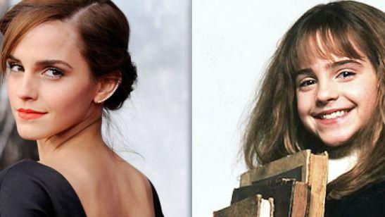 Emma Watson revela o que não gostou no primeiro filme de Harry Potter
