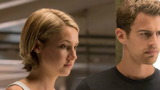 A Série Divergente: Convergente é a maior estreia da semana