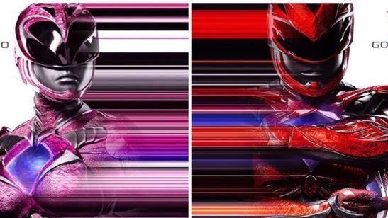 Rangers dão de cara com algo chocante em nova imagem de Power Rangers
