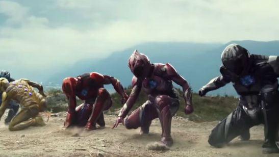 Vídeo recria o novo trailer de Power Rangers com clássica canção da série original