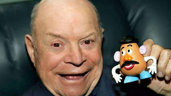 Don Rickles não gravou participação do Sr. Cabeça de Batata em Toy Story 4