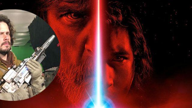 Star Wars - Os Últimos Jedi: Edgar Wright, diretor de Em Ritmo de Fuga, fez participação especial no filme