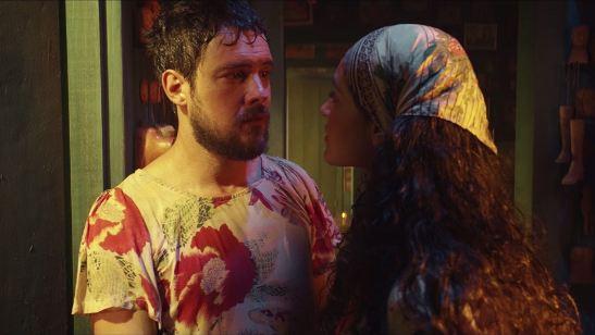 Além do Homem: Drama envolvendo canibalismo ganha cena com Sergio Guizé e Débora Nascimento (Exclusivo)