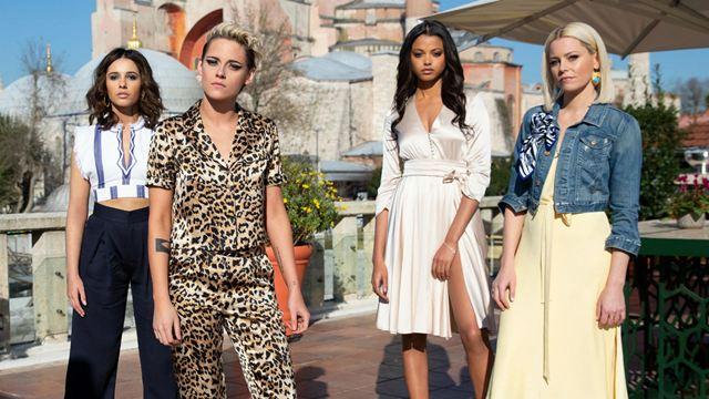 "As Panteras: Kristen Stewart e Elizabeth Banks exaltam ""girl power"" nas primeiras imagens do filme"