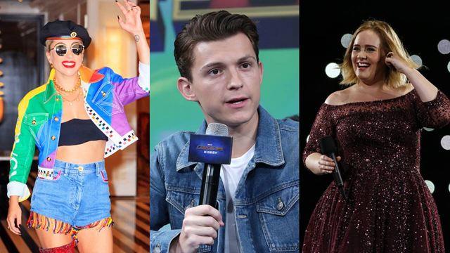 Oscar 2020: Lady Gaga, Tom Holland e Adele estão entre os 842 novos membros da Academia
