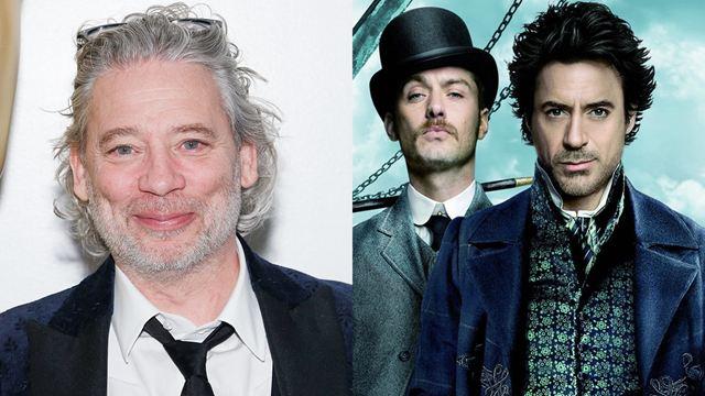 Sherlock Holmes 3: Diretor de Rocketman vai comandar filme com Robert Downey Jr.