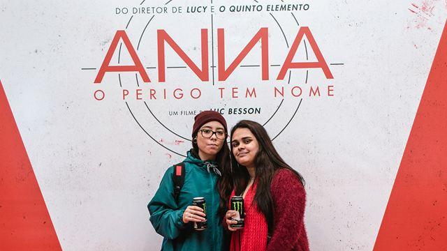 Anna - O Perigo Tem Nome: Público lota salas do novo filme de ação de Luc Besson em São Paulo (Sessão AdoroCinema)