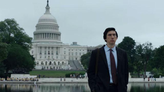 O Relatório: Saiu novo teaser do drama que promete colocar Adam Driver na briga pelo Oscar