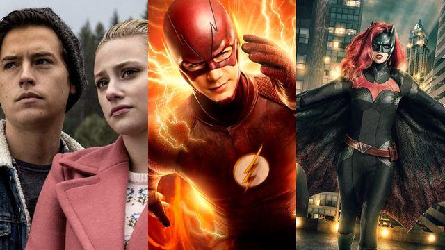 Riverdale, The Flash, Batwoman e outras 10 séries são renovadas pela CW