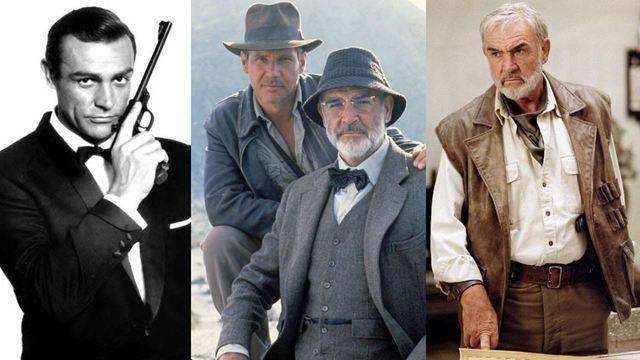 Sean Connery além do James Bond: os personagens mais marcantes do ator