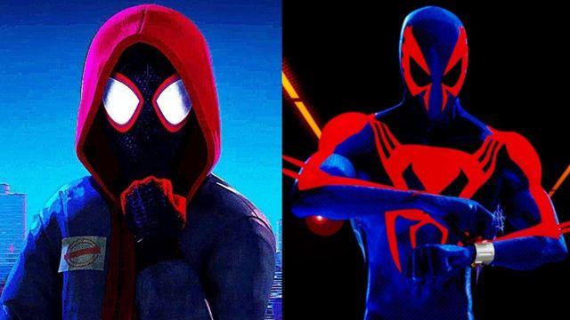 Homem-Aranha no Aranhaverso 2: Imagens indicam retorno de Homem-Aranha 2099